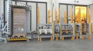 Pallet Inverter & Load Transfer Systems
