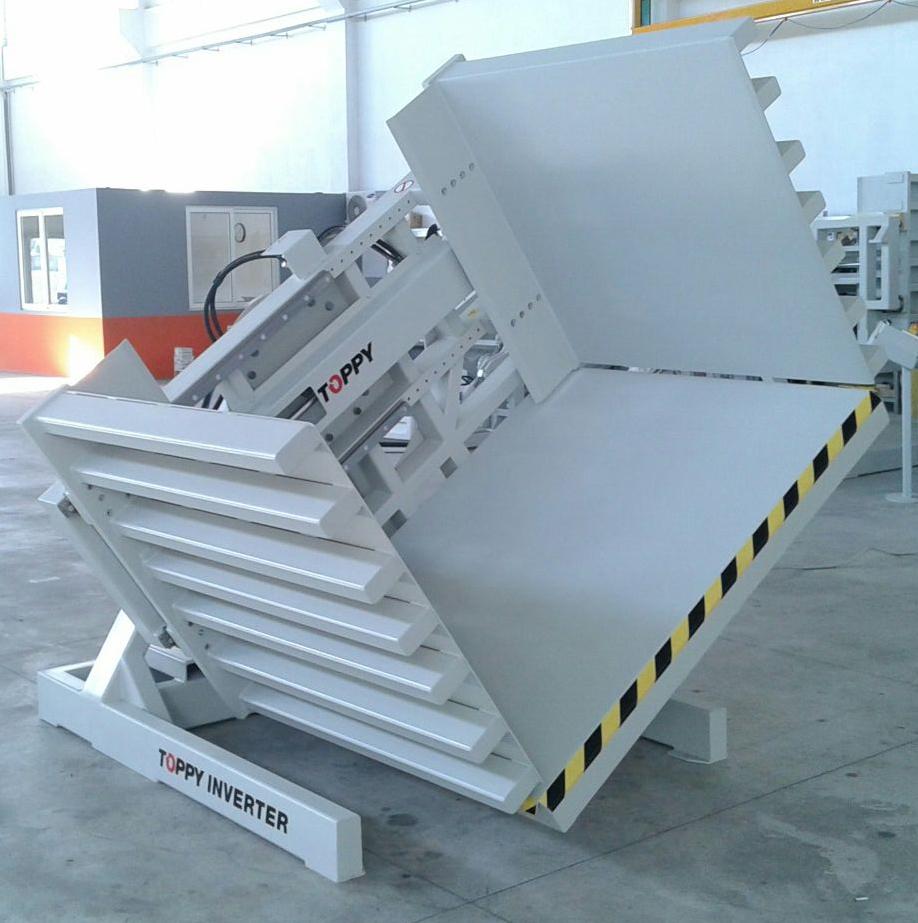 Stationary Load Inverter Pallet Inverter Bulle Pallet: Toppy Inverter