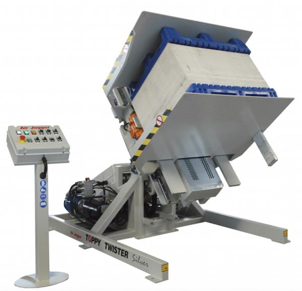 Stationary Load Inverter Pallet Inverter Bulle Pallet: Load Turners And Pallet Inverters / Toppy America